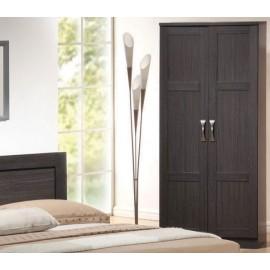 Life ξύλινη ντουλάπα με 2 συρτάρια