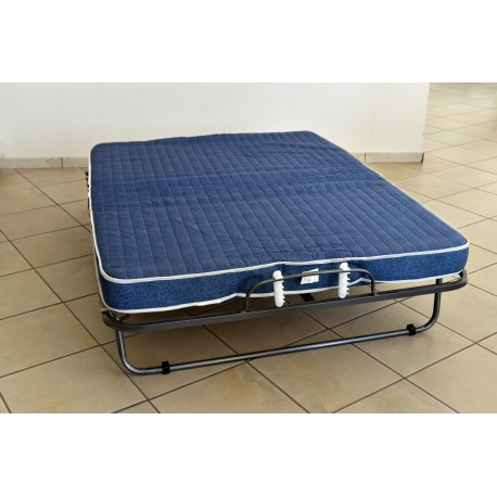 LUXOR FOLDING BED/ΝΤΙΒΑΝΙ ΣΠΑΣΤΟ 140x190