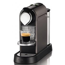 XN720TS Krups Nespresso CitiZ Programmatic Titan Καφετιέρα Espresso + 16 ΚΑΨΟΥΛΕΣ ΔΩΡΟ+ ΔΩΡΟ ΚΟΥΠΟΝΙ ΑΞΙΑΣ 30E