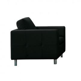 ΕΟ201,4W MARTIN Καρέκλα γραφείου PP/Pu Γκρι