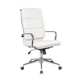 ΕΟ234,1 BF4800 Πολυθρόνα Διευθ.Λευκή