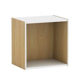 Ε828,7 DECON CUBE Κουτί 40x29x40cm απόχρ.Σημύδας