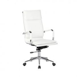 ΕΟ242,1 BF3600 Πολυθρόνα Διευθ.Λευκή