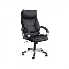 ΕΟ300 BF5700 Πολυθρόνα Διευθ.Μαύρη