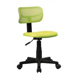 ΕΟ529,10 BF205 Καρέκλα γραφείου παιδική Λαχανί Mesh