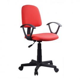 ΕΟ224,5 BF430 Πολυθρόνα Κόκκινο Ύφασμα