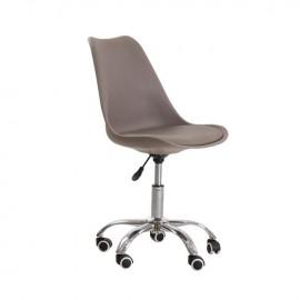 ΕΟ201,3 MARTIN Καρέκλα γραφείου PP/Pu Sand Beige