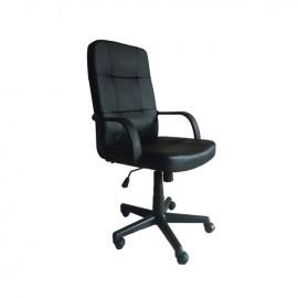 ΕΟ500 BF1000 Πολυθρόνα Διευθ.Μαύρο Pu