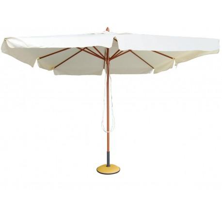 SOLEIL-ομπρέλα Ξύλινη Φ 3m e911