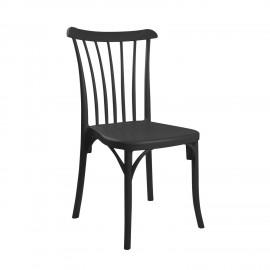 900-074 Gozo Μαύρο 49x54x90 εκ.