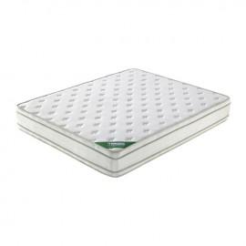 Ε2090,2 ΣΤΡΩΜΑ 160x200/28cm Pocket Spring+Memory Foam Διπλής Όψης