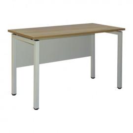 ΕΟ436 UNIT Γραφείο 120x60cm Άσπρο/Sonoma