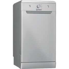 Indesit DSFE 1B10 S Πλυντήριο Πιάτων Ελεύθερο 45cm