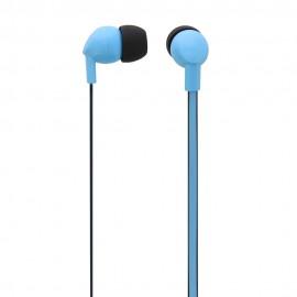 Ακουστικά ψείρες με μικρόφωνο και handsfree Μπλε ESBCBL