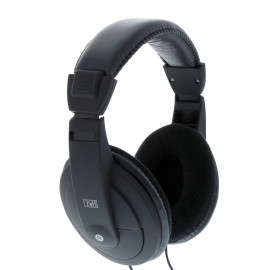Ακουστικά κεφαλής TV - Stereo με καλώδιο 3m και επέκταση 4m CSHOME2