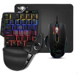 SOG EXPERT G900 COMBO KEYBOARD RGB OPTO MECHANICAL SWITCH+ RGB MOUSE 3200 DPI 7 BUTTONS