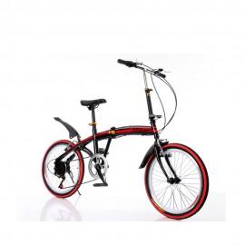 Αεροδυναμικό έξυπνο σπαστό ποδήλατο