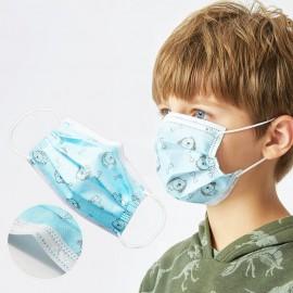 Παιδική μάσκα μια χρήσης 3ων στρωμάτων