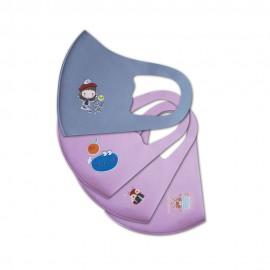Παιδική μάσκα προστασίας υφασμάτινη