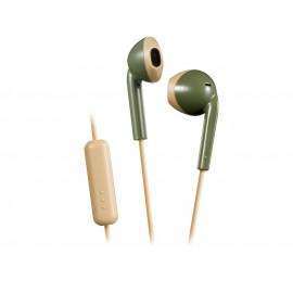 19-HAF19MGCE JVC Ακουστικά Χακί