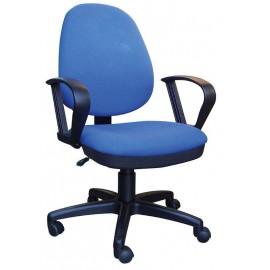 13801-0391-2 Welltrust καρέκλα τροχήλατη μπλε ψηλή πλάτη