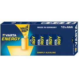 120329 VARTA 4103 Συσκ.10 229410 ENERGY AAA, VALUE PACK