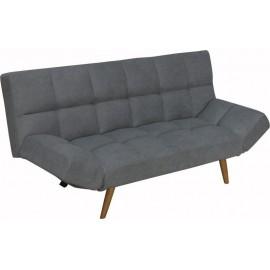 e941,4 Motion Τριθέσιος Καναπές Κρεβάτι Microfiber 182x81cm