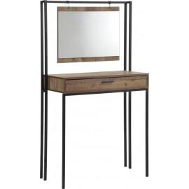 e8434 Pallet με Καθρέπτη 84x40x150cm